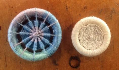 2 Dorset Buttons