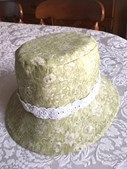 greet hat to go with smocked dress