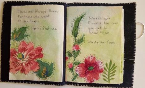 Fabric Journals Karen Blackwell