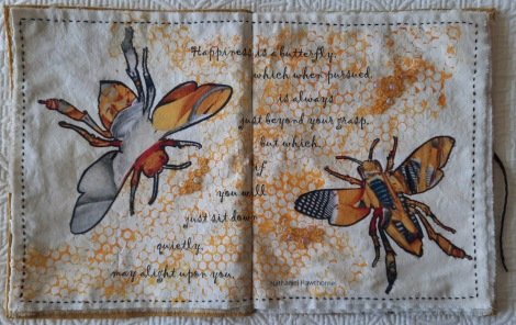 Fabric Journals Kathleen Noseworthy
