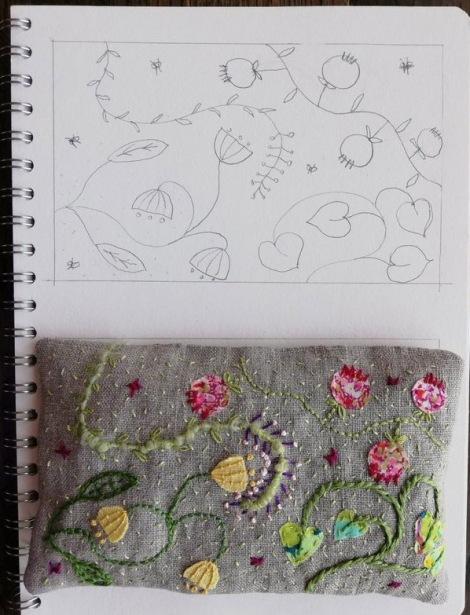 Sketchbooks Bonnie Jackson